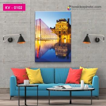 Kanvas Tablo ( 50 x 70 cm )