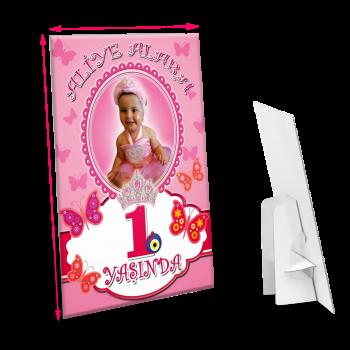 Doğum Günü Panosu ( 50 x 70cm )
