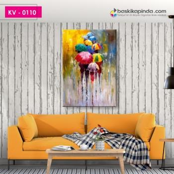 Kanvas Tablo ( 50 x 35 cm )