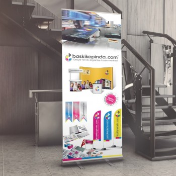 Roll Up -Banner